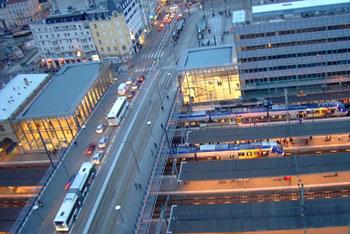 Pôle Gare à Nancy, les nouvelles halles transport © ToBoZZ